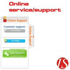 Sliding Online Service-Support modul za OpenCart 1.5.1.x