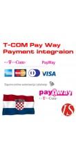 T-COM Pay Way modul za integraciju naplate za OpenCart 1.4.x.x i 1.5.x.x