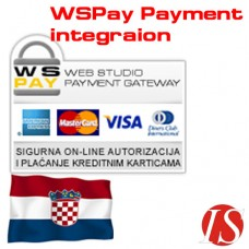 WSPay modul za integraciju naplate za OpenCart 1.4.x.x i 1.5.x.x