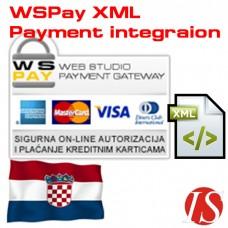 WSPay XML modul za integraciju naplate za OpenCart 1.5.x.x