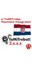 e-ToMiTreba modul za integraciju naplate  za OpenCart 2.x.x.x
