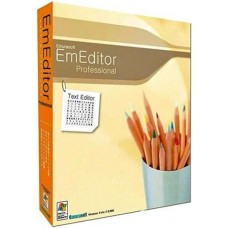 EmEditor Profesional s doživotnom besplatnom nadogradnjom