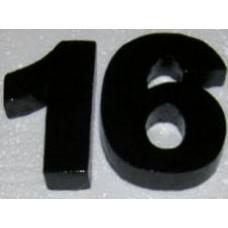 Stiropor kućni brojevi